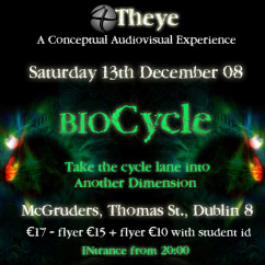 13dec008 BioCycle @ McGrudders Dublin/IE
